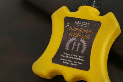 Harvest Fine Leather Oil